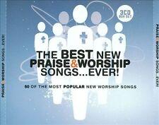 NEW The Best New Praise & Worship Album Ever (Audio CD)