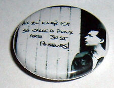 Gary Numan -  25mm Pin Badge Numan 29