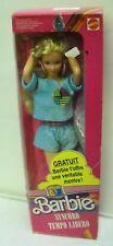 #825 Mattel Foreign Synchro Tempo Libero Barbie