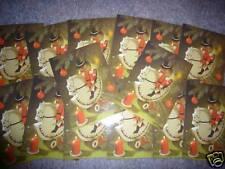 4  weihnachtliche Postkarten DDR neu + ungelaufen