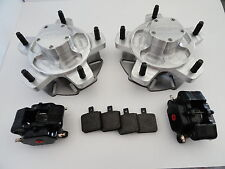 COMBO TYPE HUB ROTOR ASSEMBLY VW OFFROAD SAND RAIL DESERT BUGGY