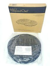 Pampered Chef Chip Maker Microwave Set of 2 New In Box Instructions Recipes