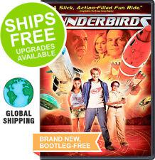 Thunderbirds (DVD, 2004) NEW, Ben Kingsley, Bill Paxton, Anthony Edwards,