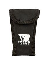 NEW Denis Wick A212 Nylon Mouthpiece Pouch for Trumpet FREE SHIPPING