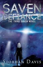 The Saven: Saven Defiance by Siobhan Davis (2016, Paperback)
