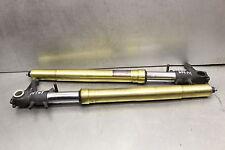 2004 05 Suzuki Gsxr600 750 Front Forks Suspension Shocks Tubes Legs 16562