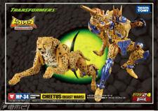 TAKARA Transformers MP34 MP-34 BW Yellow Leopard Warrior Reprint 3c in stock
