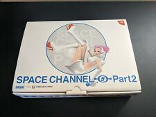 Space Channel 5 Part 2 Limited Edition Sega Dreamcast new in box!
