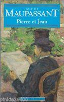 Pierre et Jean - Guy de Maupassant. Toulouse-Lautrec en couverture. TBE