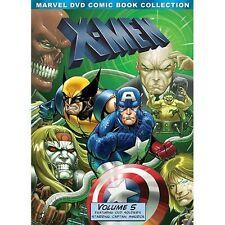 X-Men: Volume 5 (DVD,2010)
