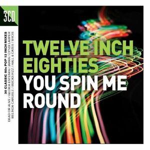 Twelve Inch Eighties: You Spin Me Round (CD)