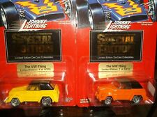 JOHNNY LIGHTNING PROMO EDITION THE  VW THING  PAIR