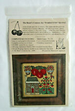 The Heart's Content Fruitful XVIII Counted Cross Stitch Kit Cherries