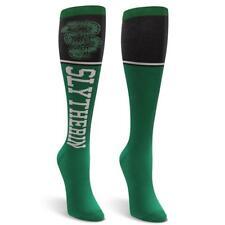 HARRY POTTER SLYTHERIN Knee High Socks One Size  Black Magic Costume Cosplay