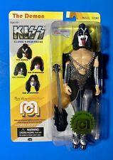 "Mego KISS Gene Simmons The Demon 8"" Action Figure #3304 Music Icons"