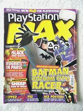 31747 Issue 30 Playstation Max Magazine 2001