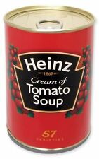 SafeCan Food Cans - Fake Heinz Tomato Soup Safe - Hide Cash Keys Valuables ,NEW