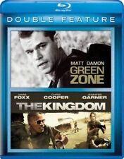 Green Zone / The Kingdom Blu-ray 2007 Jamie Foxx 2 Disc