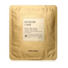 [TONYMOLY] Intense Care Gold 24K Snail Hydro Gel Mask 25g