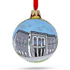 Dublin, Ireland (National Gallery) Glass Ball Christmas Ornament