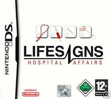 Lifesigns - Hospital Affairs (Nintendo DS)