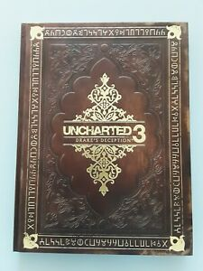 Uncharted 3: Drake's Deception: Official Guide - Collector's Edition FREEPOST
