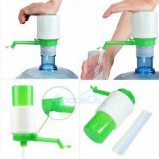 4-6 Gallon Hand Press Water Pump Dispenser Manual Bottled Drinking Water
