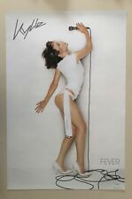 Kylie Minogue,Fever,Photo By Vincent Peters, Authentic Licensed 2001 Poster