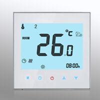 Raumthermostat Digital Raumtemperaturregler LCD Raumregler Fußbodenheizung
