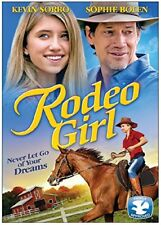 Rodeo Girl (DVD, 2016)