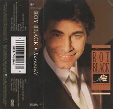 ROY BLACK Rosenzeit MC Tape MUSIKKASSETTE 1991 eastwest WARNER Morgen früh