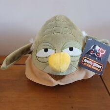 Angry Bird, Star Wars, Yoda Plush . Brand New with Tags. Genuine