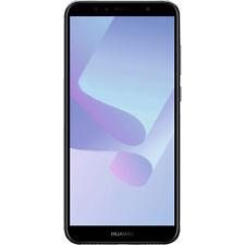 HUAWEI Y6 (2018), Smartphone, 16 GB, 5.7 Zoll, Schwarz, Dual SIM