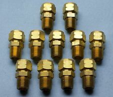 Swagelok fitting 5/8 tube OD 1/2 male NPT, lot of 11