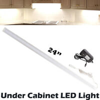 "Kitchen Under Cabinet LED Light 24"" 5000K 3000K + Touch on/off Dim LEDupdates"