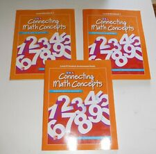 SRA Connecting Math Concepts Level B  Student Workbooks & Assessment