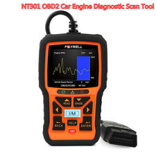 Professional OBDII OBD2 Fault Code Reader EOBD Engine Diagnostic Scanner NT301
