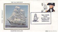(95758) GB Benham Cover Falmouth Tall Ships Race 24 July 1982