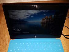 Microsoft Surface Pro 128GB, WLAN, 26,9 cm (10,6 Zoll) - Dunkles Titangrau