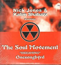 NICK JONES - Dreaming - With Kalim Shabazz - Pres. Soul Movement, Feat. Onesongb