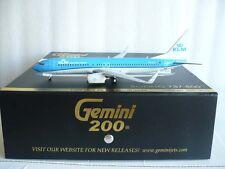 Gemini Jets 200 KLM Royal Dutch Airlines B737-800W, Reg.#PH-BXZ, 1:200 Scale L@@
