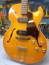 1965 Gibson ES-125 TDC Sunburst Archtop Hollowbody Vintage Guitar With OHS Case