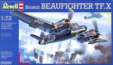 Revell 1:72 Bristol Beaufighter TF.X Plastic Aircraft Model Kit #04290