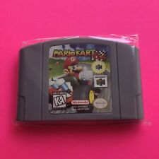 Mario Kart 64 N64 Nintendo 64 - Cart only - GREAT SHAPE AND TESTED **US seller**