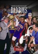 ESPN Films 30 For 30: Bad Boys DVD
