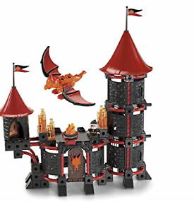 Fisher-Price TRIO - 2 Sets: King's Castle and Wizard's Castle