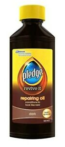 Pledge wood Revive It Reviving Repairing Oil - 100ml - Dark Wood