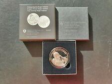 2020 Roger Federer - Schweiz 20 Franken Silbermünze Probe Probeprägung (1000 Ex)