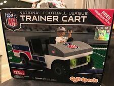Oyo Sports NFL Trainer Cart 135 Piece Set New!!!