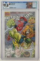 Spider-Man #19 Limited Edition Label Marvel February 1992 CGC Graded 9.6